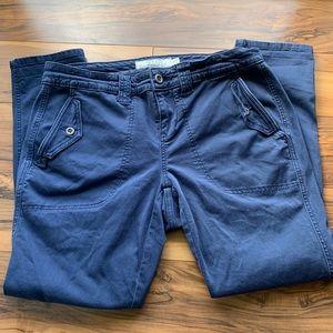 Torrid cropped skinny pants 12